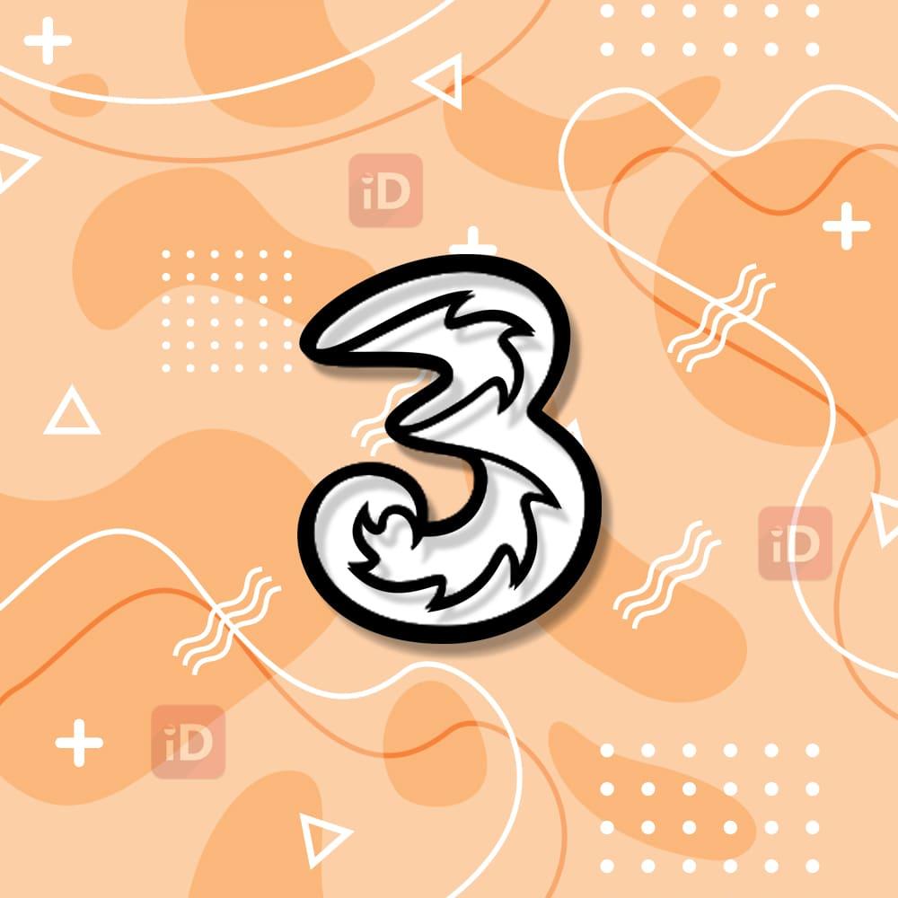 Pulsa Three - Three 1rb